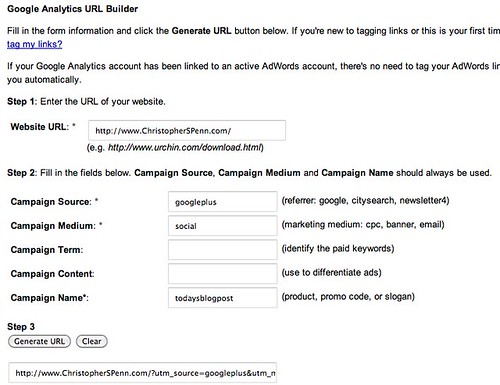 Tool: URL Builder - Analytics Help