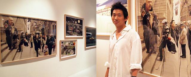 Icon de Martell Cordon Bleu Photographif Award 2011 - Award night at Artspace@Helutrans