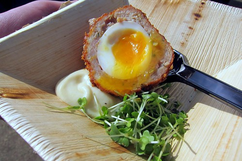 Scotch Egg from Trinity