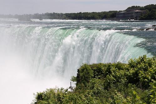 ナイアガラ大瀑布