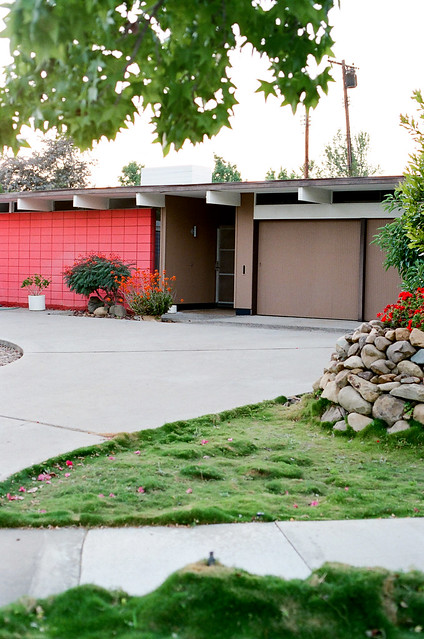 Eichler homes - Orange California