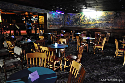 Upper Seating Area at Wilebski's Blues Saloon ~ St Paul, MN