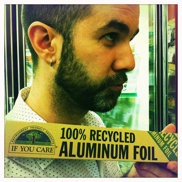 If you care? Screw you smug aluminum foil