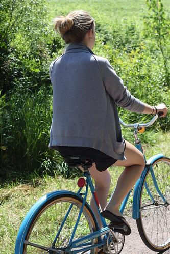 9 becky's bike