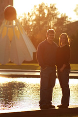 J/P Engagement (Jessidarlin) Tags: fall love engagement couple kansascity nelsonatkins shuttlecock kansascitymuseum