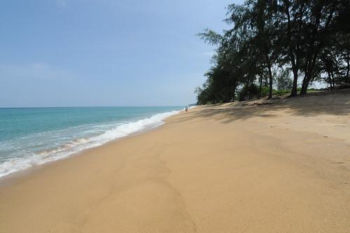 Mai Khao beach,