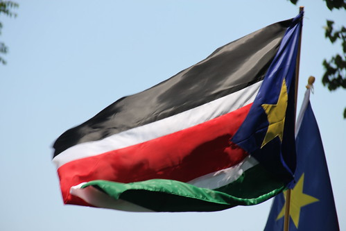 South Sudan Independence Day Celebration at Diversey Harbor Grove