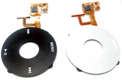 Secrets of the iPod's Scroll Wheel Technology