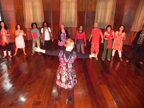 Ge Dias em performance by Silvana Abreu