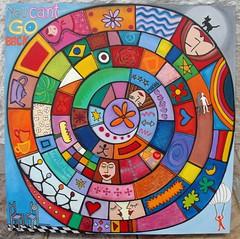 'Setembro' (Cynthia Castejn) Tags: arte pintura acrlica tela tcha art