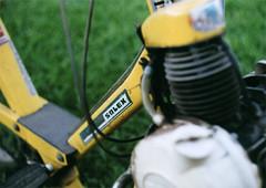 Solex (berangberang) Tags: film miranda moped solex soligor velosolex