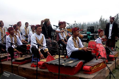 Kelompok Perkusi Kramat Madura