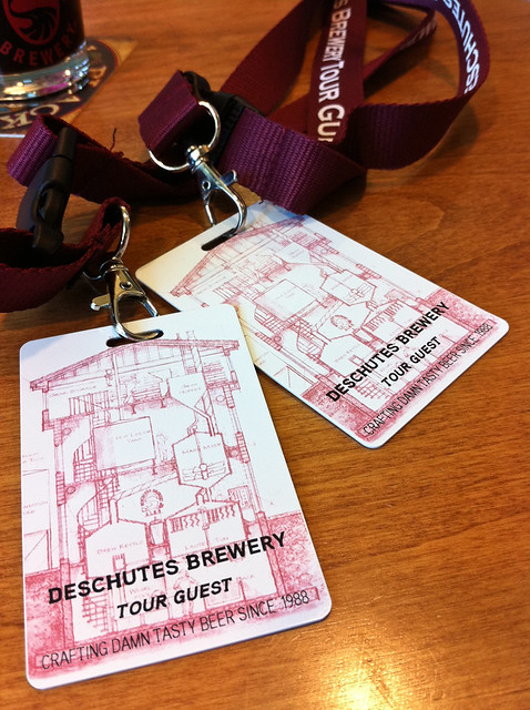 Deschutes Tour passes