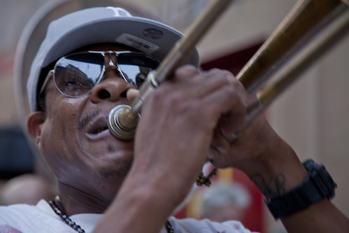 DBA Second Line trombone