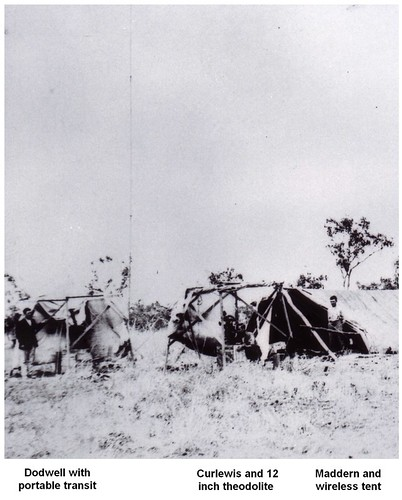 1921 Camp in the NW, 110 miles SE of Wyndham. People Named - KHS-2011-15-03-P2-D