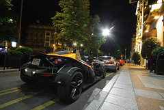 KTM X-Bow (Lambo8) Tags: horse orange black france car mercedes benz photo hp nikon italia power bs d sigma xbox s ferrari x ktm sl german porsche bow mercedesbenz series af gt nikkor 1020mm lamborghini f28 supercar v8 ch 65 sl65 amb afd d80 worldcars