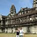 Angkor Wat é o templo mais preservado do complexo