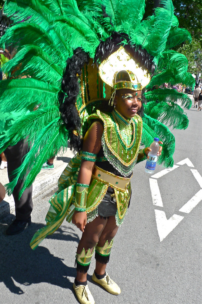 Copyright Photo: Carifiesta Costume 3 by Montreal Photo Daily, on Flickr