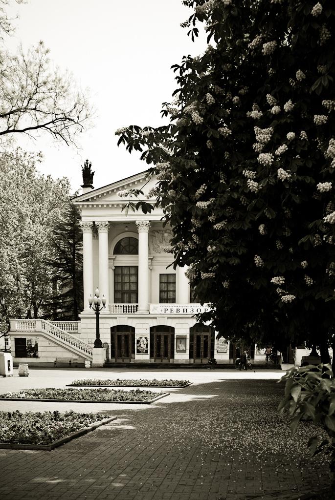 Sevastopol. May. Theater.