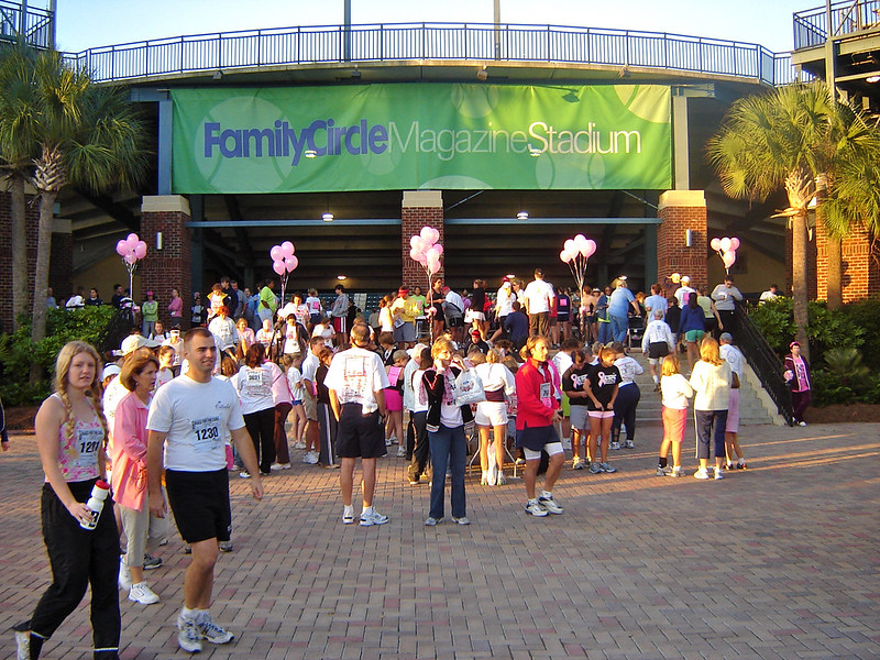 Family Circle Magazine Stadium