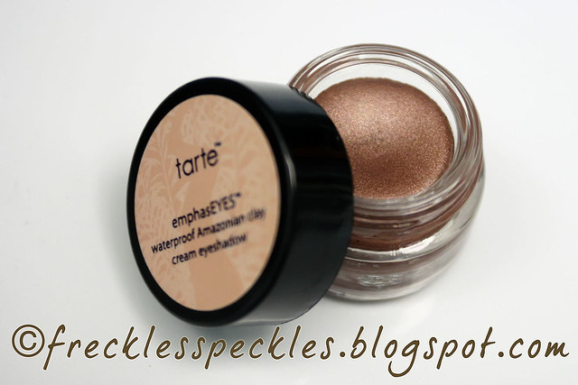 EmphasEYES Waterproof Cream Shadow Pot in Shimmering Taupe