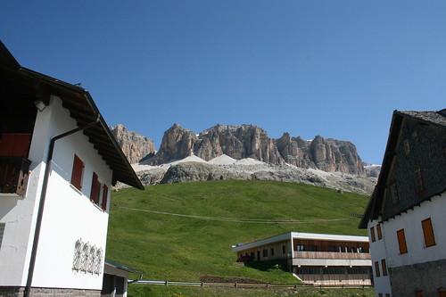 Passo Pordoi, Italy
