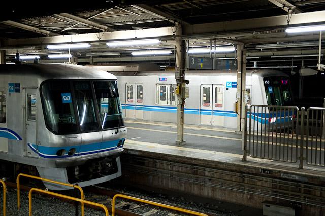 東京メトロ東西線05系06F 90S回送