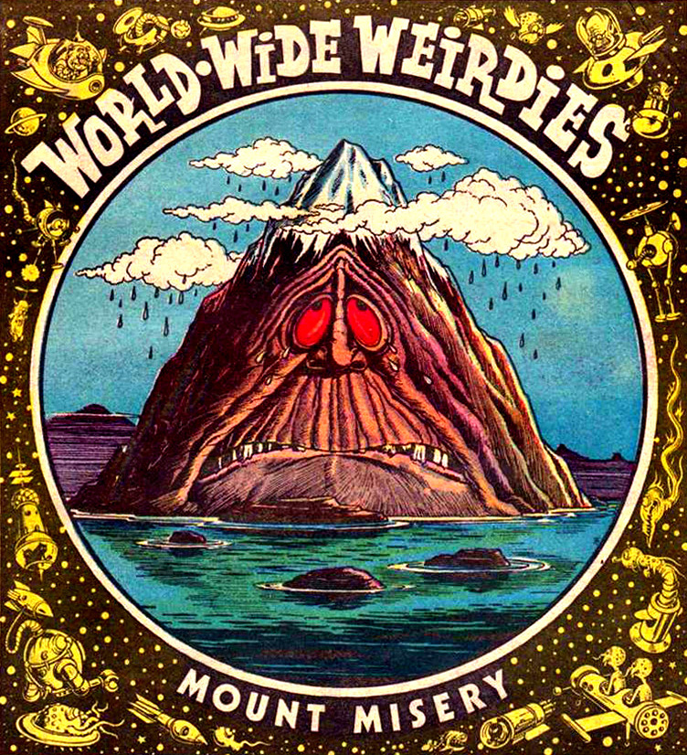 Ken Reid - World Wide Weirdies 65