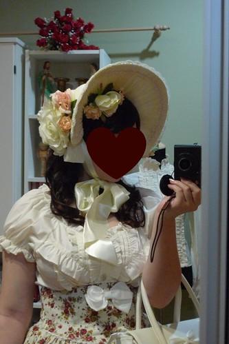 Cream Classic Lolita