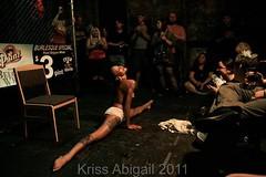 Sugar Cane Jane Burlesque (psychosurplus) Tags: chicago burlesque erinrembert sugarcanejane