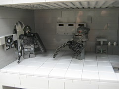 Juggernauts with Bodyguard (*Nobodycares*) Tags: trooper beach soldier amazing lego wwii attack assault worldwarii hazel armor ama ww2 guns omaha armory normandy dday isa kz worldwar2 helghast killzone uas sheaths brickarms aww2 sluban brickforge mmcb kz3 kz2 minifigcat tinytactical weirdwarii wierdwar2 awwii toys711