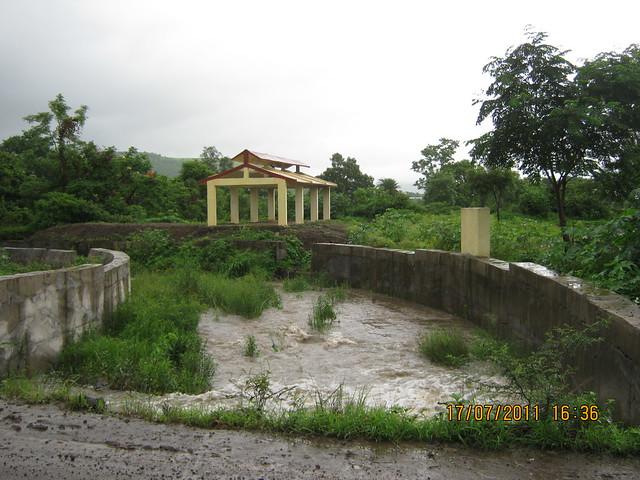 Nala & Crematorium on Pirangut Ghat - Urawade Naka Road - Visit to Mont Vert Vesta Urawade Pirangut Pune 412 108