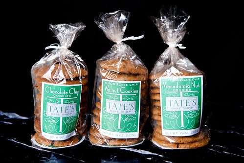 Tate's Signature Cookies
