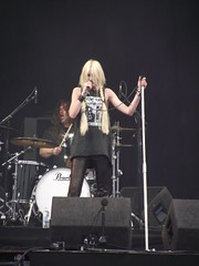 DSCF3582 (warrmr) Tags: music photography boobs donnington download nippletape boobslip taylormomsen theprettyreckless download2011 thegossipgirl taylormomsennipple