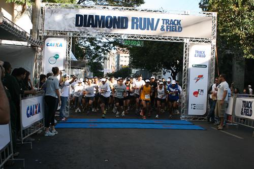 Diamond Run - 17/07/11