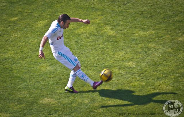 Valbuena #28 (Marseille Team)
