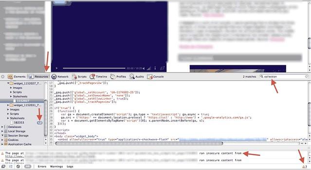 Anatomía de un hackeo newbie de bajo nivel con el navegador - Info ...
