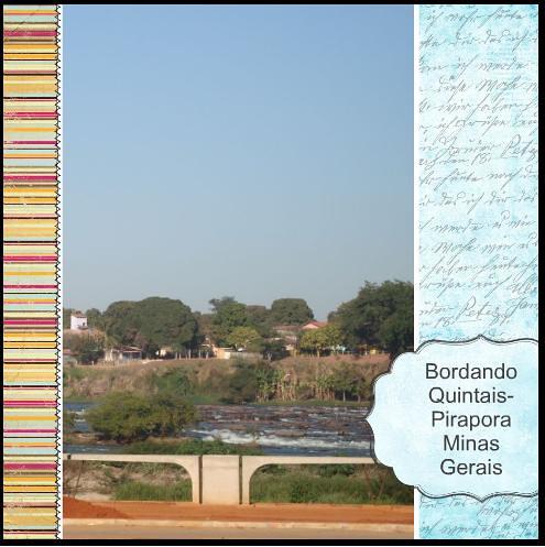 Cartão Postal-Pirapora-MG