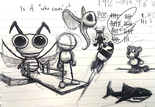 AEM Doodles