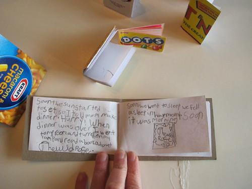R's mini book