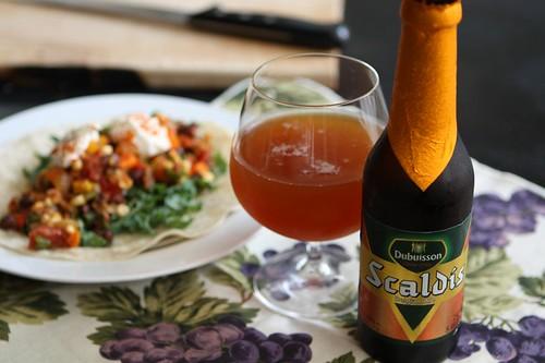 Dubuisson Scaldis Belgian Ale (Bush Ambrée)