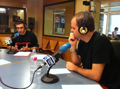 País en xarxa a COMRàdio