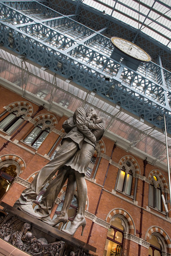 529/1000 - St Pancras Station by Mark Carline