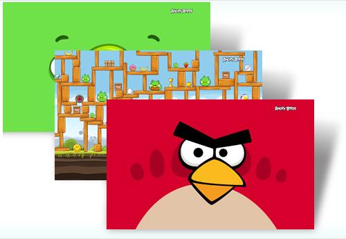 微软官方出品:Win7愤怒的小鸟主题 | 爱软客