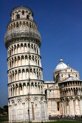 Leaning Tower Of Pisa (photographerglen) Tags: travel summer vacation italy canon italian europe italia euro structure pisa duomo leaning leaningtower towerofpisa coolbuilding travelphotography hoilday wierdbuilding pisaitaly worldicon photographerglen italyattraction