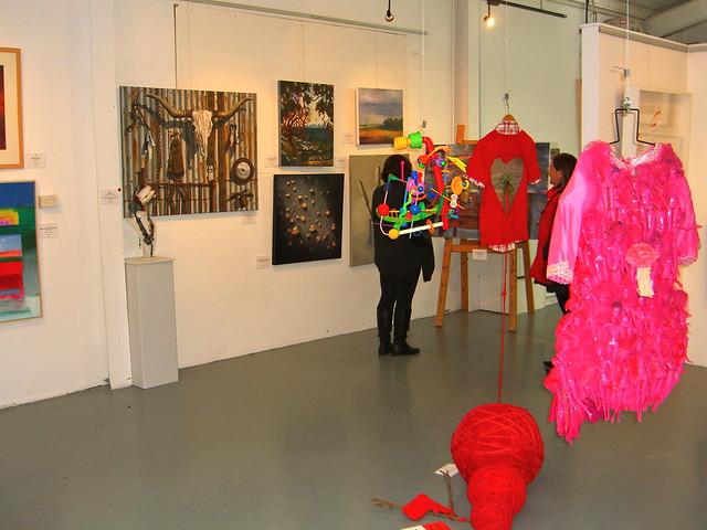 Warringah Art Exhibition 2011
