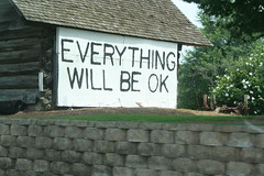 Everything Will Be OK (ginger.snaps.) Tags: signs georgia happy sad dunwoody everythingwillbeok