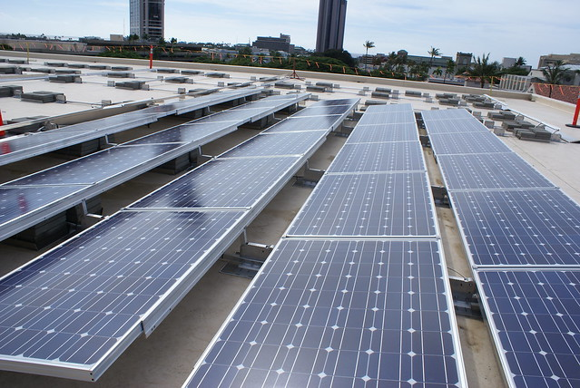 Solar energy initiatives spur industry growth in Hawaii