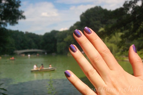 China Glaze LOL Central Park