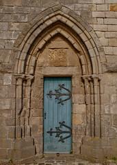 Tr Kathedrale Saint-Paul-Aurlien - Saint-Pol-de-Lon (Stagadon) Tags: door geotagged frankreich doors kathedrale bretagne tr fra tren saintpoldelon geo:lat=4868451667 geo:lon=398666000